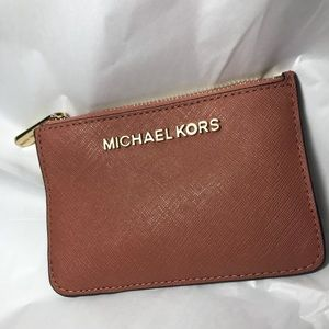 Michael Kors Dusty Rose Wristlet